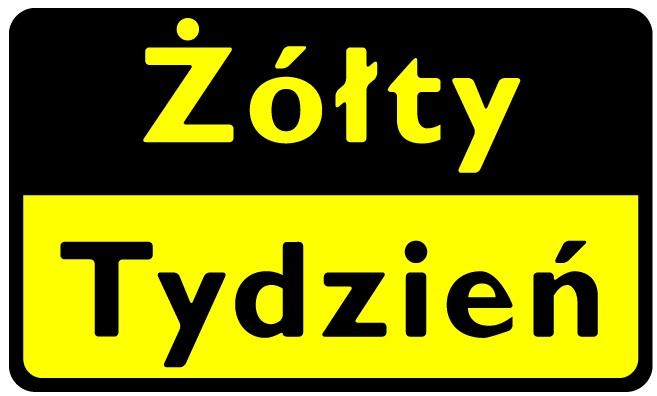 Żółty Tydzień 2014 – 1 marca do 11 kwietnia